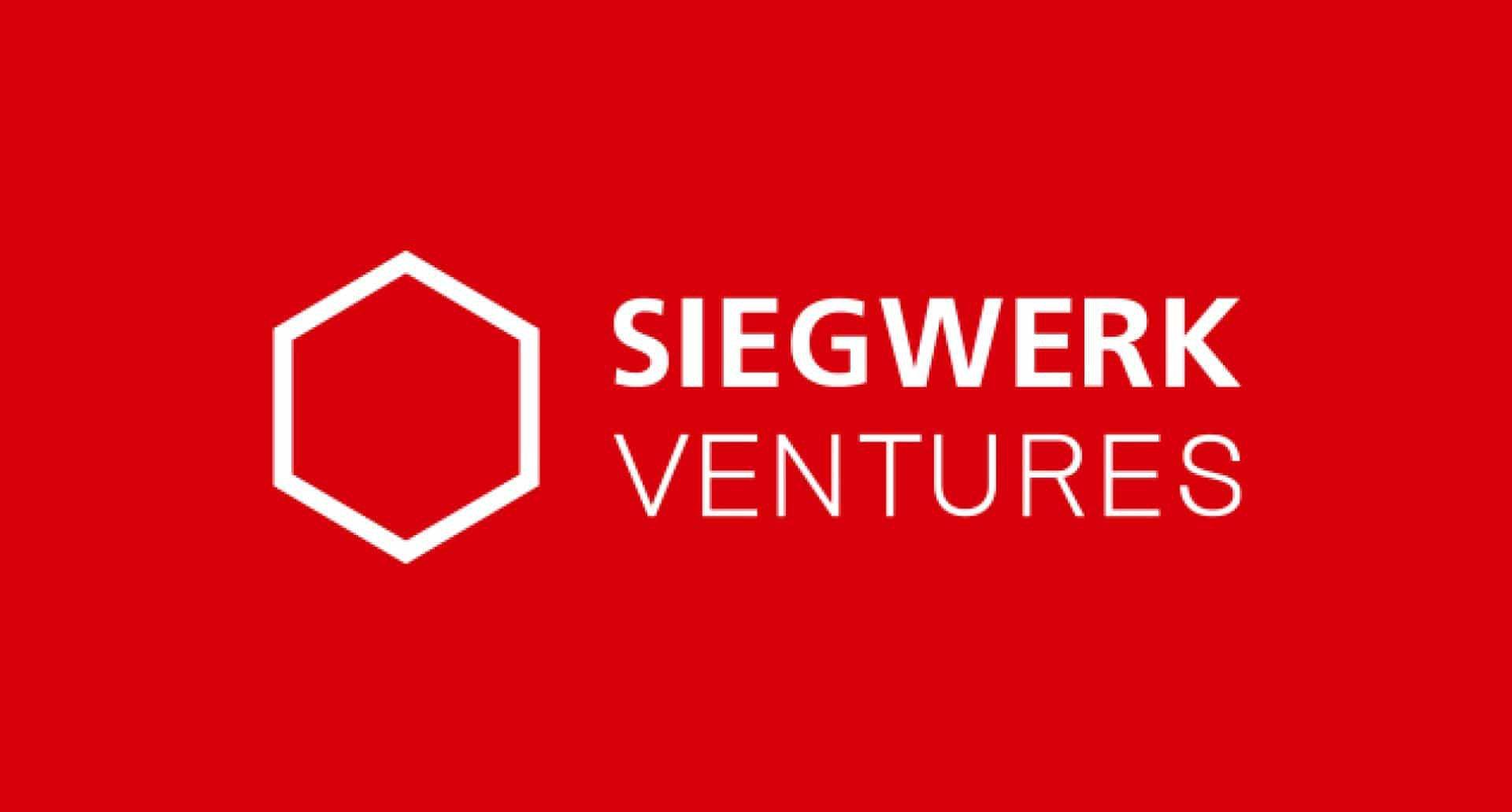 Siegwerk Ventures Logo Banner
